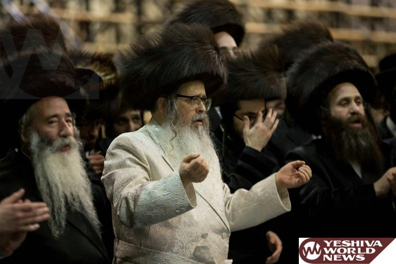 Satmar Planning a Protest Against PM Netanyahu's Congressional Address