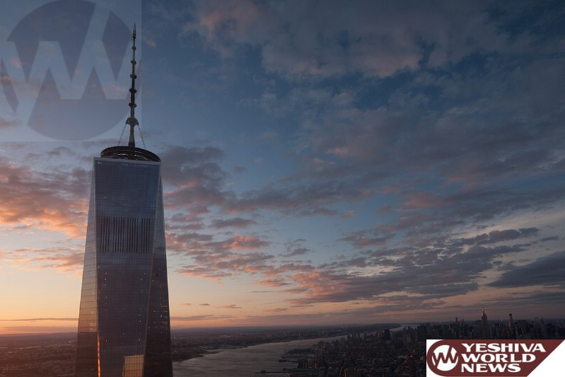 Tech And Financial Services Firms Sign Leases At New York's One World Trade Center
