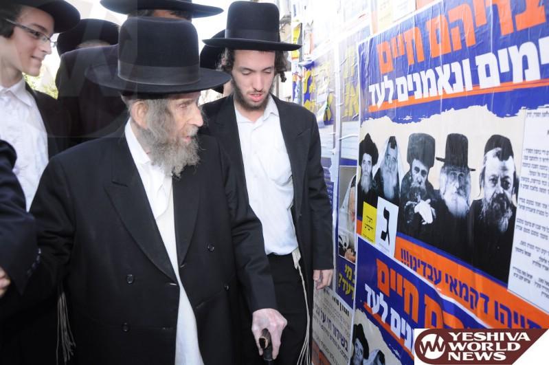 Yahadut Hatorah may Sign a Coalition Agreement on Sunday