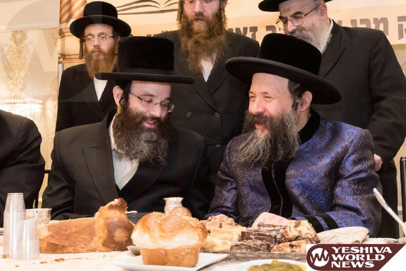 Photo Essay: First Yahrtzeit of The Beled Rov ZATZAL By His Son The Beled Rov (Photos By JDN)