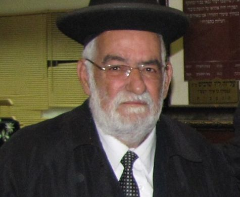 Petira of Chief Sephardi Rabbi of Lod Rav Chaim Hadad ZTL