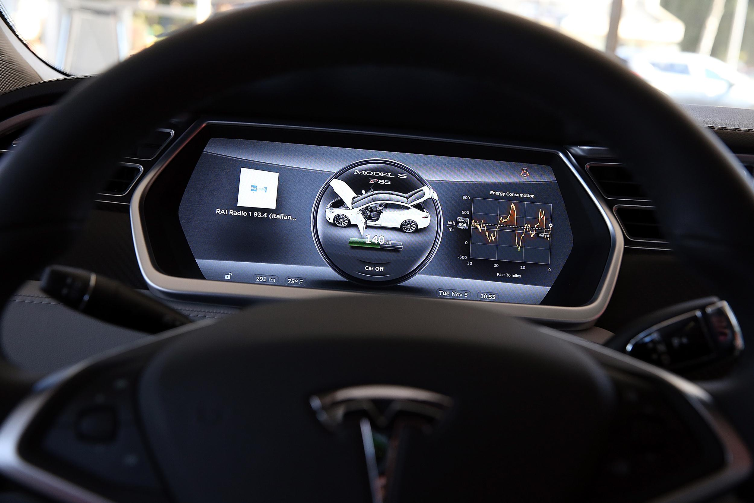 Win and Drive Away in a 2015 Tesla Model S On Labor Day (While Supporting a Great Cause)