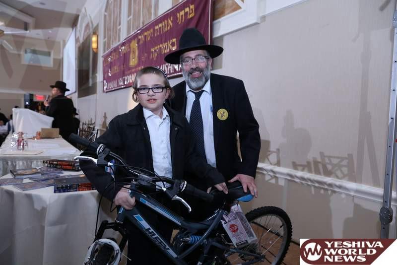 Bike winner
