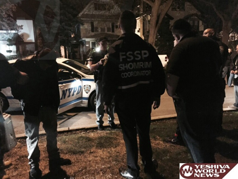 PHOTOS: Flatbush Shomrim And NYPD Arrest 6 People For Crimes Overnight In Midwood