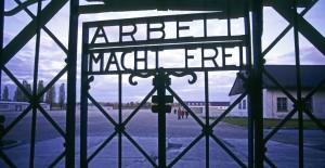Blacksmith Creates Replica of Stolen Dachau Concentration Camp Gate
