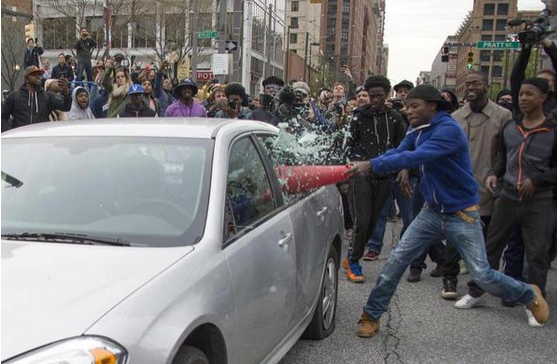 Baltimore Gets Bloodier As Arrests Drop Post-Freddie Gray