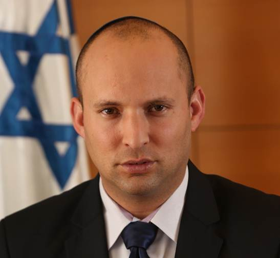 Bayit Yehudi Party Leader Bennett Banned from Rabin Square Rally