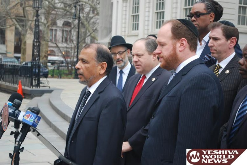 Agudath Israel Advocates for Level Playing Field in School Safety