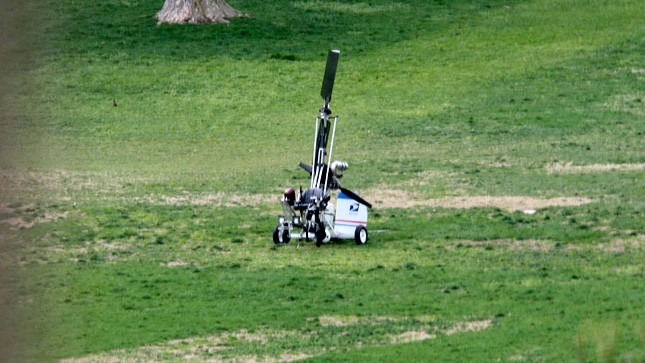 Friend Feared Capitol Gyrocopter Pilot Would Get Shot Down