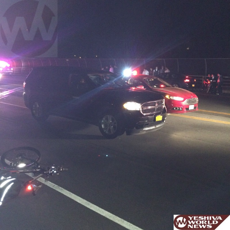 Tehillim Still Needed For Yeshiva Boy Struck By Vehicle In Monsey With Critical Injuries