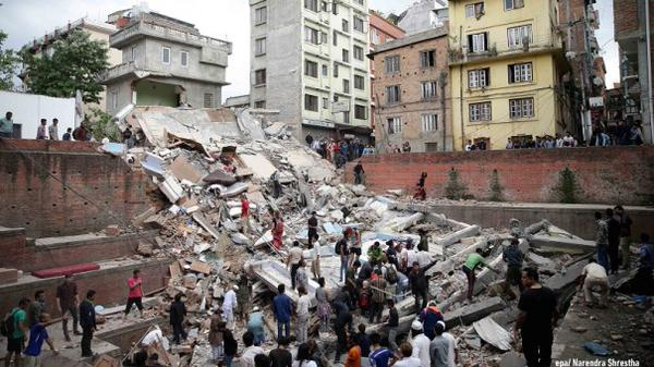 Nepal Quake: At Least 1,500 Dead, Everest Shaken