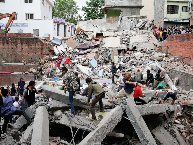 PM Netanyahu Holds Consultation on Israel's Rescue Efforts in Nepal