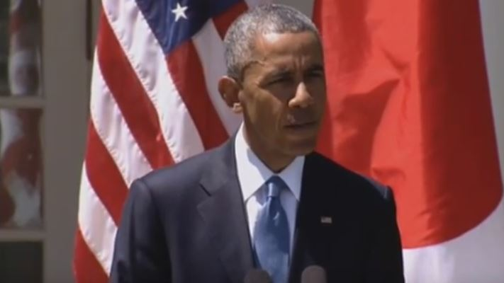 VIDEO: OBAMA'S RESPONSE ON BALTIMORE RIOTS: 'Too Many Troubling Police Interactions With Blacks'