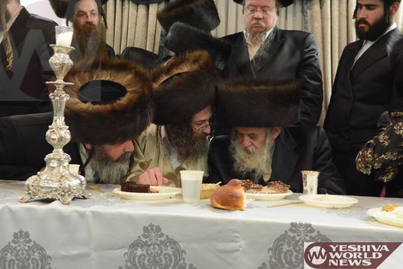 Photo Essay Bar Mitzvah For Son Of Rabbi Elimelech