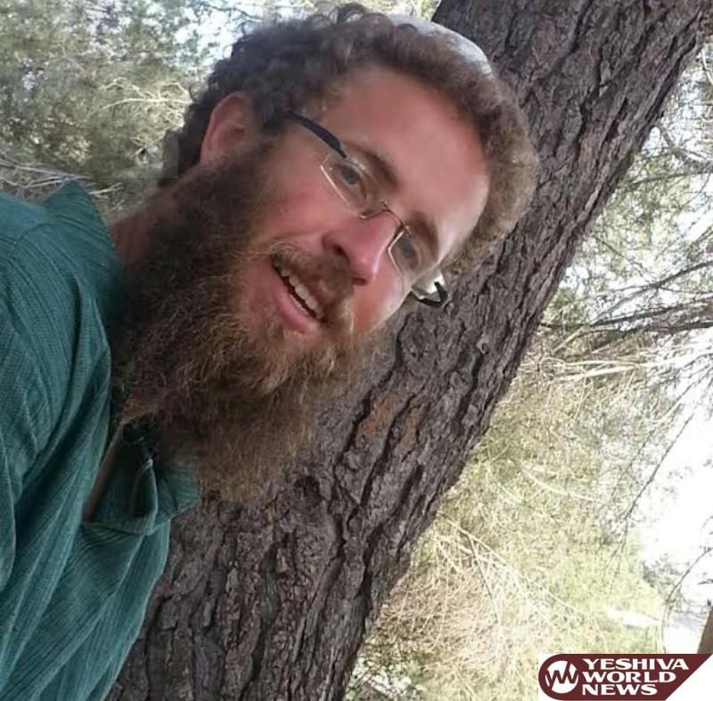 Police Chief Refers to Death of Shalom Yochai Sherki HY