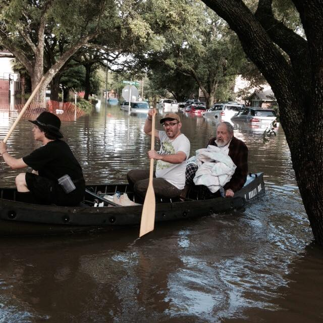 Jewish Community Rescues Local Rabbi from Flooded Home