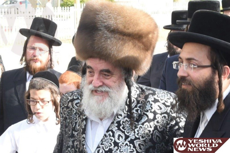 Vishnitzer Rebbe: Get Off of WhatsApp!