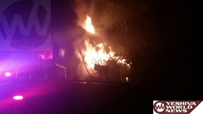 Spring Valley: Body Found In Vacant House After Fire