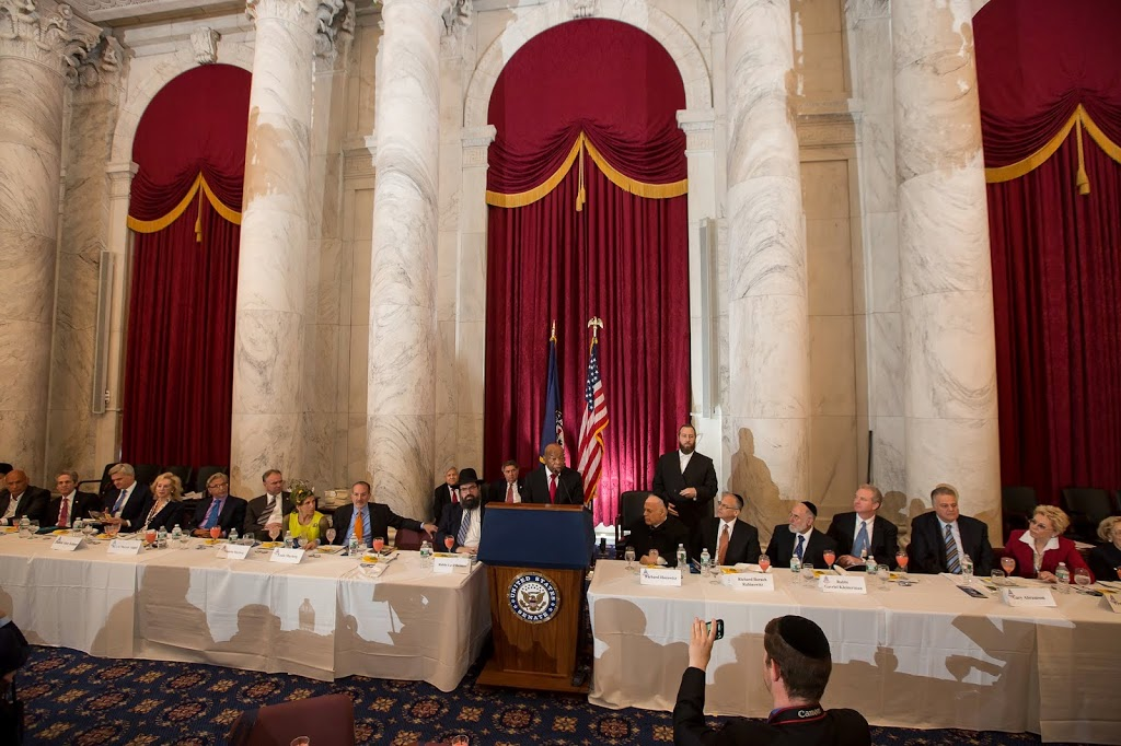 Jewish Contributions Celebrated on Capitol Hill