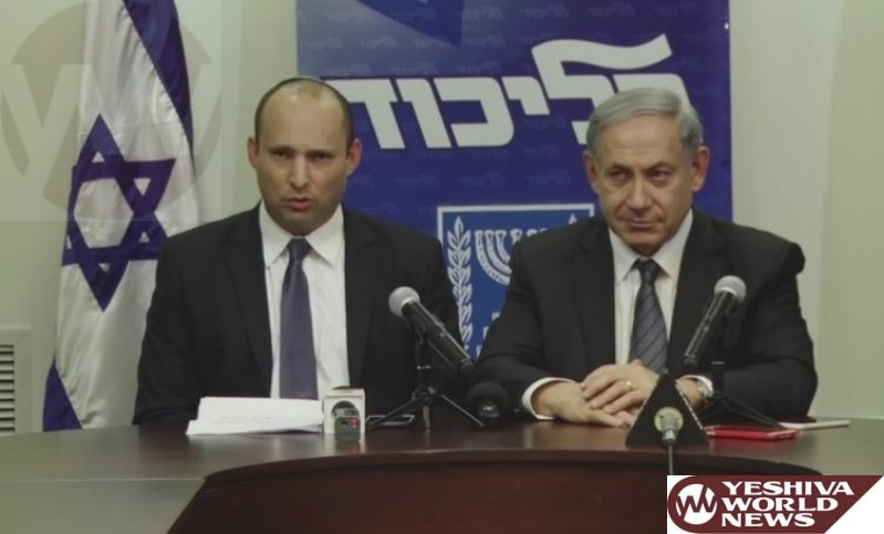 PM's Office Accuses Minister Bennett of Leaking Information from Cabinet Meetings