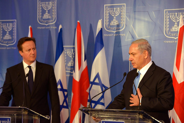 PM Netanyahu Comments on UK PM David Cameron's Announcement to Resign