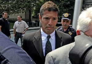 Madoff Accountant Sentenced to Home Detention