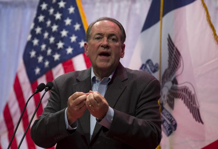 Huckabee Is Latest Straw Poll No-Show. Is Event in Jeopardy?