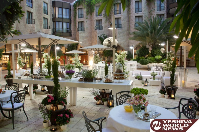 Jerusalem Hotel Awarded for Excellence Again
