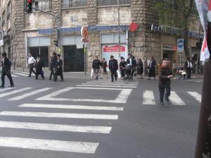 Maklev Calls for Improved Crosswalks Throughout Israel