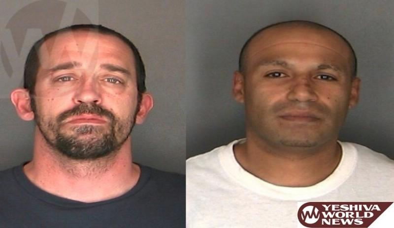 Monticello: Sullivan County Sheriff Deputies Nab Burglars Responsible For Multiple Burglaries At Pine Tree Bungalow Colony