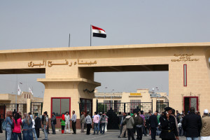Egypt Opens Rafiach Crossing in One Direction for Two Days