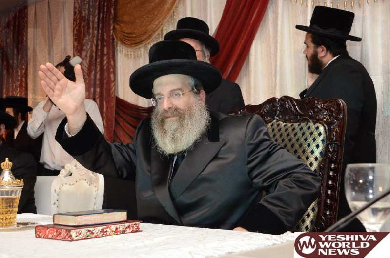 Sadigura Rebbe's Conditions for Using a Smart Phone