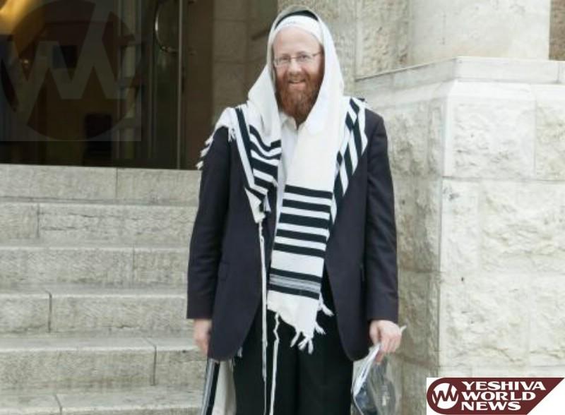 Kehillas Bnei Torah of Har Nof Celebrating a Bar Mitzvah And Seudas Hoda'ah