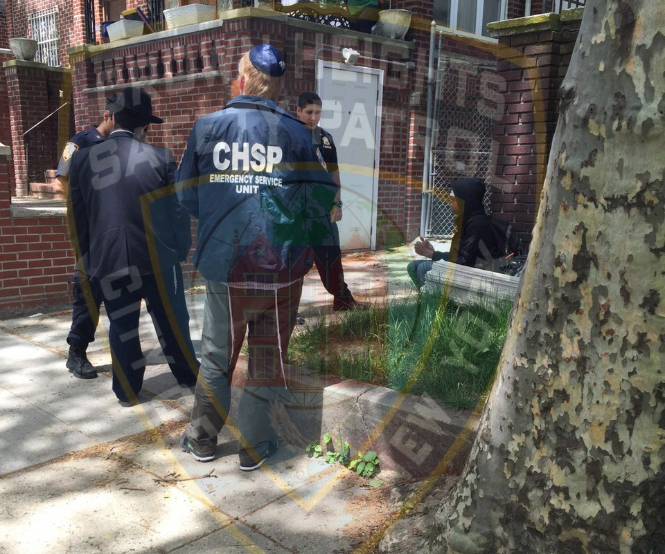 Crown Heights: Stolen Scooter Recovered By Shmira, Perp Arrested