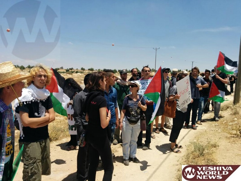 Left wing israelis march with pa residents on naksa day Home naksa
