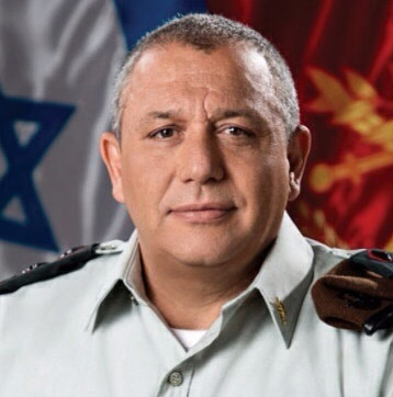 IDF Chief of Staff Secretly Visits Brussels To Share Israel's Experience Of Dealing With Terror Organizations