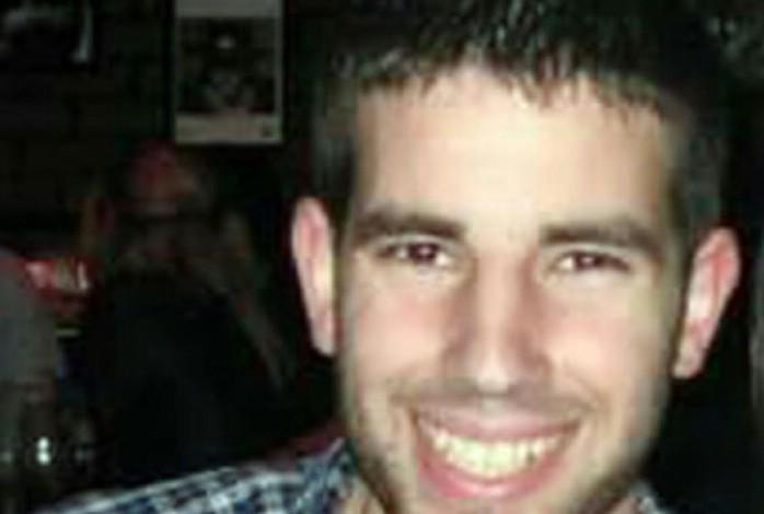Levaya for Terror Victim Malachi Moshe Rosenfeld HYD