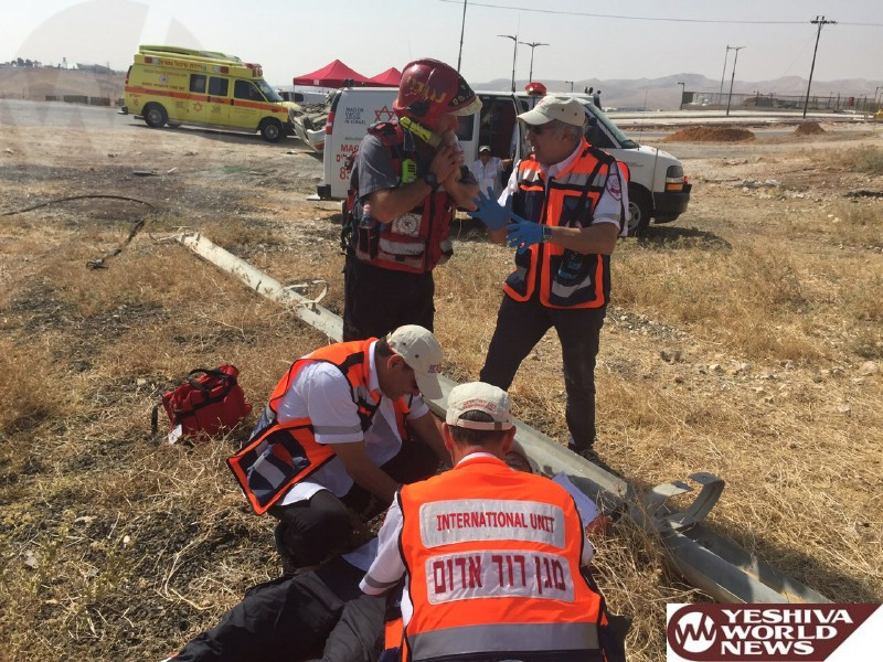 Magen David Adom Israel Trains 24 French Physicians to Join its International Emergency Response Team