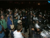 Police Move in to Prepare for Destruction of Beit Dreinoff in Beit El