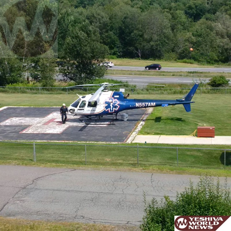 Camper At Camp HASC Airlifted After being Pulled From Swimming Pool