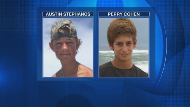 2 Florida Teens Missing at Sea After Fishing Trip