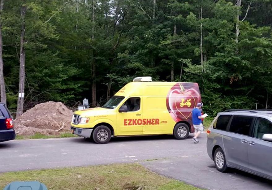 New Online Grocery Startup EZKosher Takes Catskills By Storm