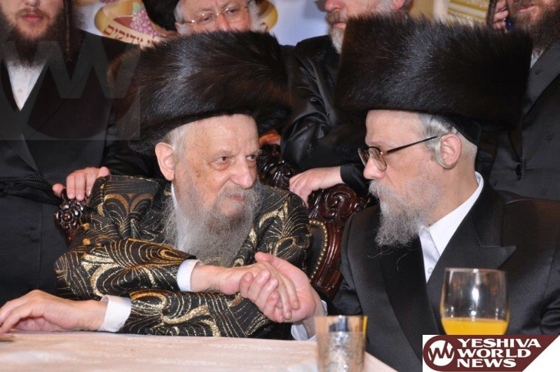 Photo Essay: The Seret Vishnitz Rebbe ZATZAL (Photos By Shuki Lehrer, Moshe Goldstein - JDN)