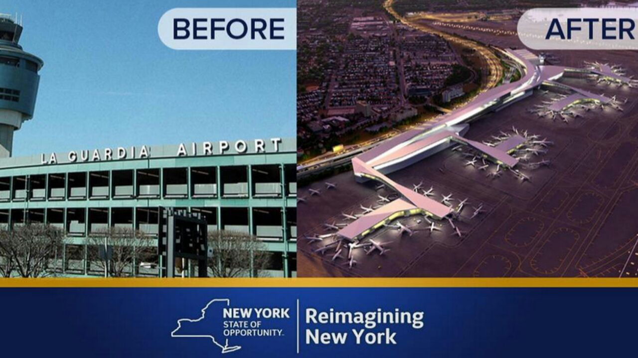 Governor Cuomo Announces New LaGuardia Airport