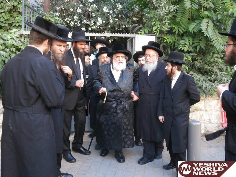 PHOTOS: Moetzas Gedolei Yisrael of Agudas Yisrael Convenes