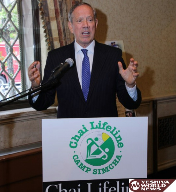 VIDEO AND PHOTOS: Presidential Candidate George Pataki Attends Multiple Jewish Events In NY And NJ