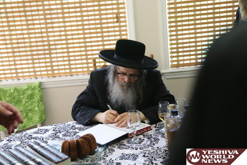 Photo Essay: Mesibah For Machne Rav Tov Satmar in Fallsburg Hills (Phtoos By JDN)
