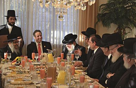 Orange County Contests Review Of Plan To Grow Kiryas Joel