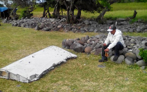 Wing Part Could Help Solve What Happened To MH370