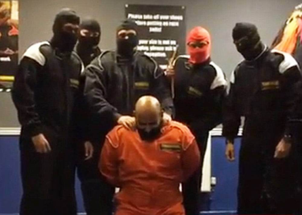 6 HSBC Bank Employees Fired For Staging Mock ISIS Slaying Video